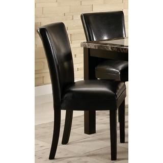 Moritz Black Parson Dining Chairs (Set of 2)