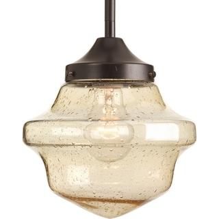 Progress Lighting 1-light Globe Pendant 8-inch Lighting Fixture