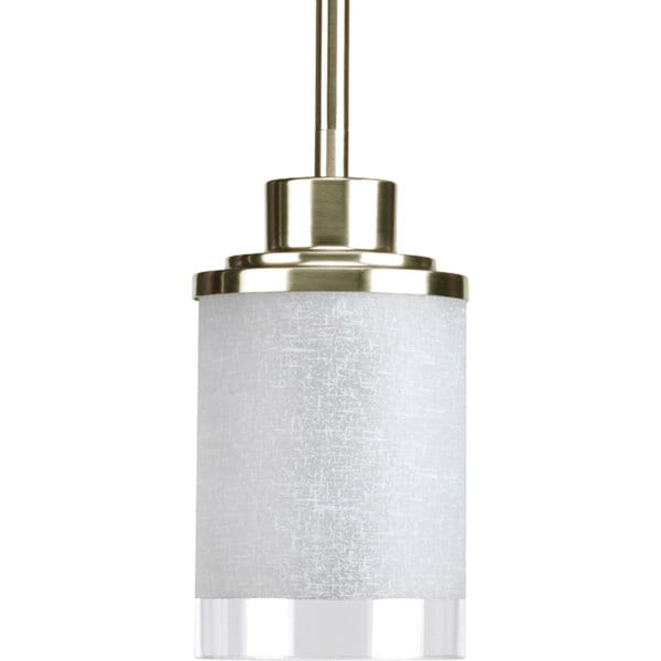 Progress Lighting 1-light Mini Pendant Lighting Fixture