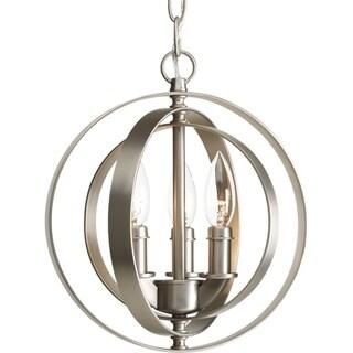 Copper Grove Ansalonga 3-light Sphere Pendant Lighting Fixture