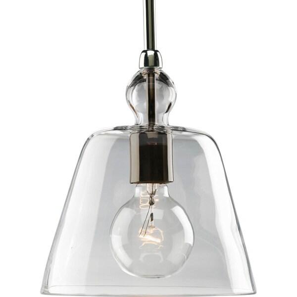 Progress Lighting 1-light Mini Pendant Lighting Fixture