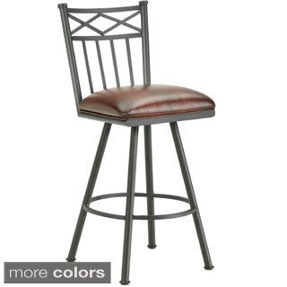 Alexander Heavy Duty Swivel Counter Stool