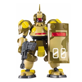 SpruKits LBX Deqoo Action Figure
