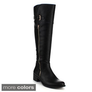 Refresh Women's 'Alto-05' Over-the-Knee Riding Boots