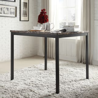Darcy Faux Marble Black Metal Counter Height Dining Table by iNSPIRE Q Bold|https://ak1.ostkcdn.com/images/products/9366790/P16558377.jpg?impolicy=medium