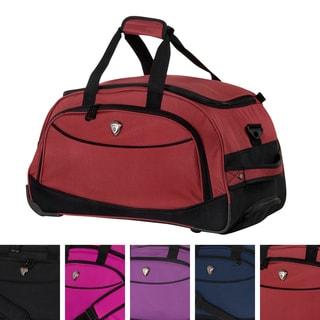 CalPak 'Plato' 21-inch Carry-on Rolling Upright Duffel Bag