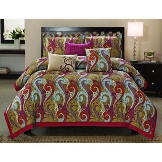 Manchester 6-piece Cotton Comforter Set