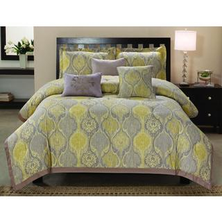 Venetian 6-piece Cotton Comforter Set