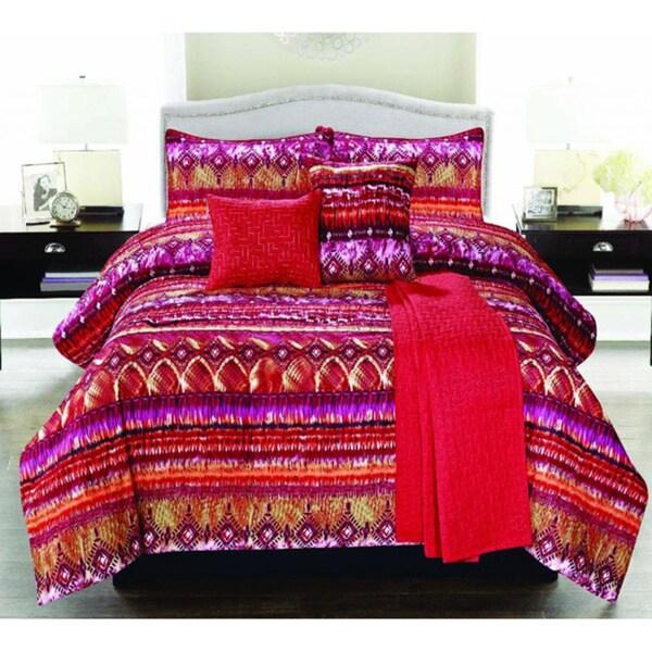 Morroco 6-piece Comforter Set