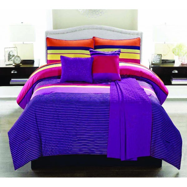 Parker 6-piece Comforter Set