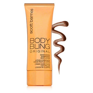 Scott Barnes Body Bling Original 4-ounce Bronzing Lotion