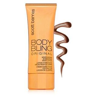 Scott Barnes Body Bling Original 4-ounce Bronzing Lotion