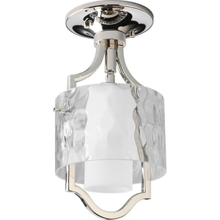 Progress Lighting 1-light Convertible With Bulb Lighting Fixture