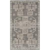 Safavieh Hand-knotted Kenya Grey Wool Rug - 3' x 5'