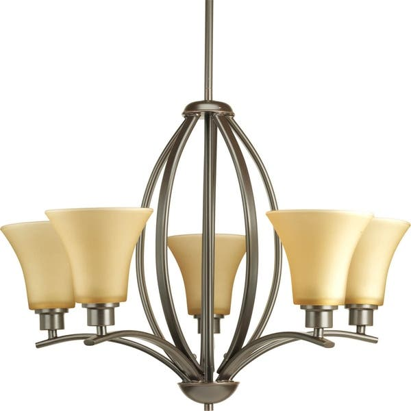 Joy Collection 9 Light Antique Bronze