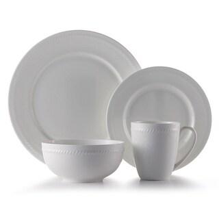 Roscher Braid Bone China 32-piece Dinnerware Set