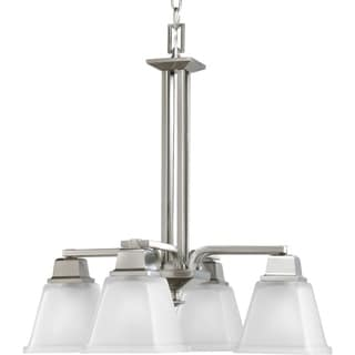 Progress Lighting 4-light Chandelier Lighting Fixture