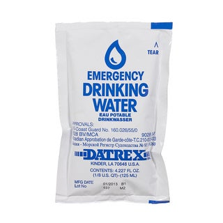 Datrex Water Pouches (Case of 64)