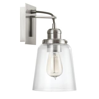 Capital Lighting Urban Collection 1-light Brushed Nickel Wall Sconce