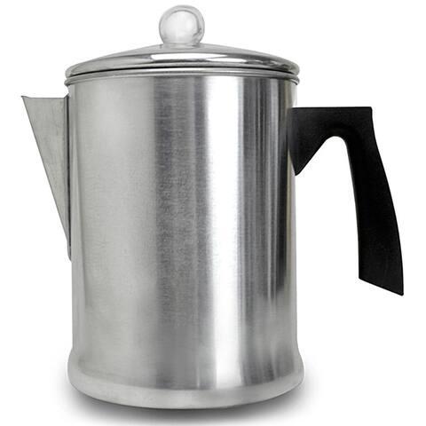 Epoca Ecolution TPA-3609 9-cup Percolator Coffee Maker