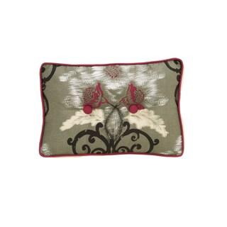 Pointehaven Coronado Tufted Throw Pillow