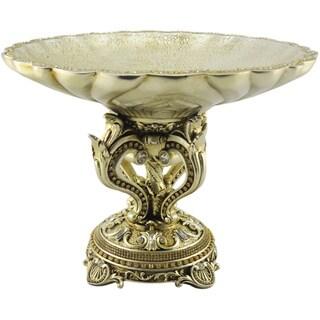 Royal Silvertone Decorative Bowl