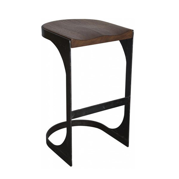 Contempary Wooden Stool Free Shipping Today Overstock