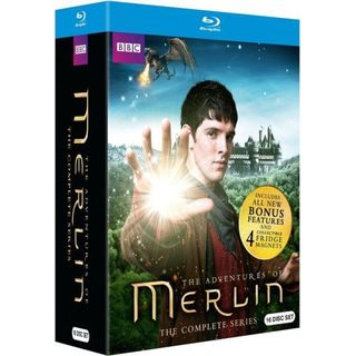 Merlin: The Complete Series (Blu-ray Disc)