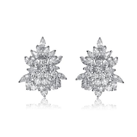 4602dab2c Buy Marquise Cubic Zirconia Earrings Online at Overstock | Our Best ...