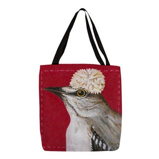 Thumbprintz 'You Silly Bird' Gigi Tote
