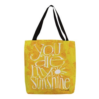 Thumbprintz 'You Are My Sunshine' Tote
