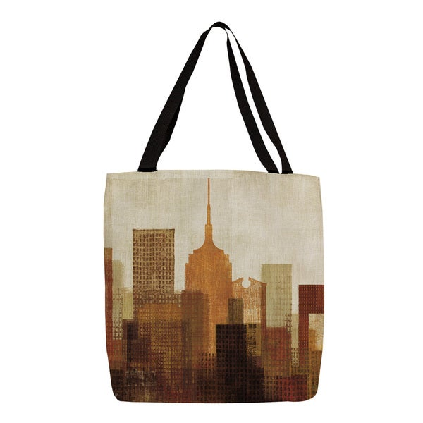 Summer in the City I' Art Print Tote