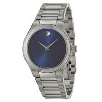 Movado Men's 'Defio' Stainless Steel Swiss Quartz Watch