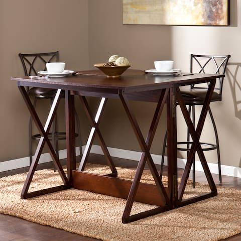 Garner Espresso Counter Height Universal Table