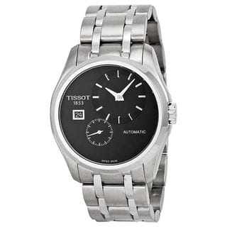 Tissot Men's T0354281105100 Couturier Stainless Steel Automatic Watch|https://ak1.ostkcdn.com/images/products/9370933/P16562133.jpg?impolicy=medium
