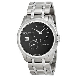 Tissot Men's T0354281105100 Couturier Stainless Steel Automatic Watch