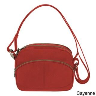 Travelon Anti-theft Signature East/West Shoulder Bag