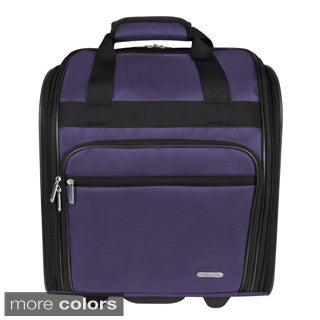 Travelon 15-inch Wheeled Underseat Carry-on Bag (2 options available)
