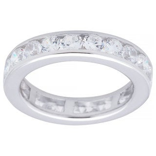 Kele Co All The Way Around CZ Ring