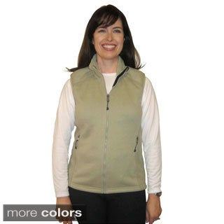 Spiral Women's Polartec Wind Pro Vest (5 options available)