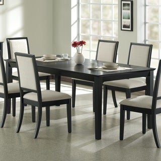 Coaster Company Louise Black Dining Table