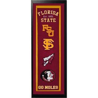Encore Select Florida State Long Vertical Banner Frame|https://ak1.ostkcdn.com/images/products/9371380/P16562518.jpg?impolicy=medium