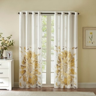 Yellow Curtains Amp Drapes Shop The Best Deals For Apr 2017