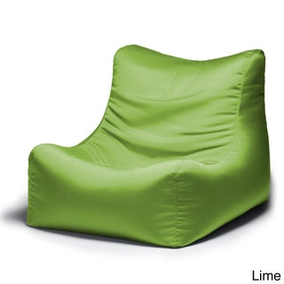 Jaxx Ponce Outdoor Bean Bag Patio Chair (Option: Lime)
