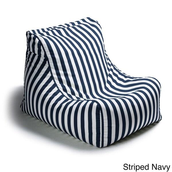 Jaxx Ponce Outdoor Bean Bag Patio Chair