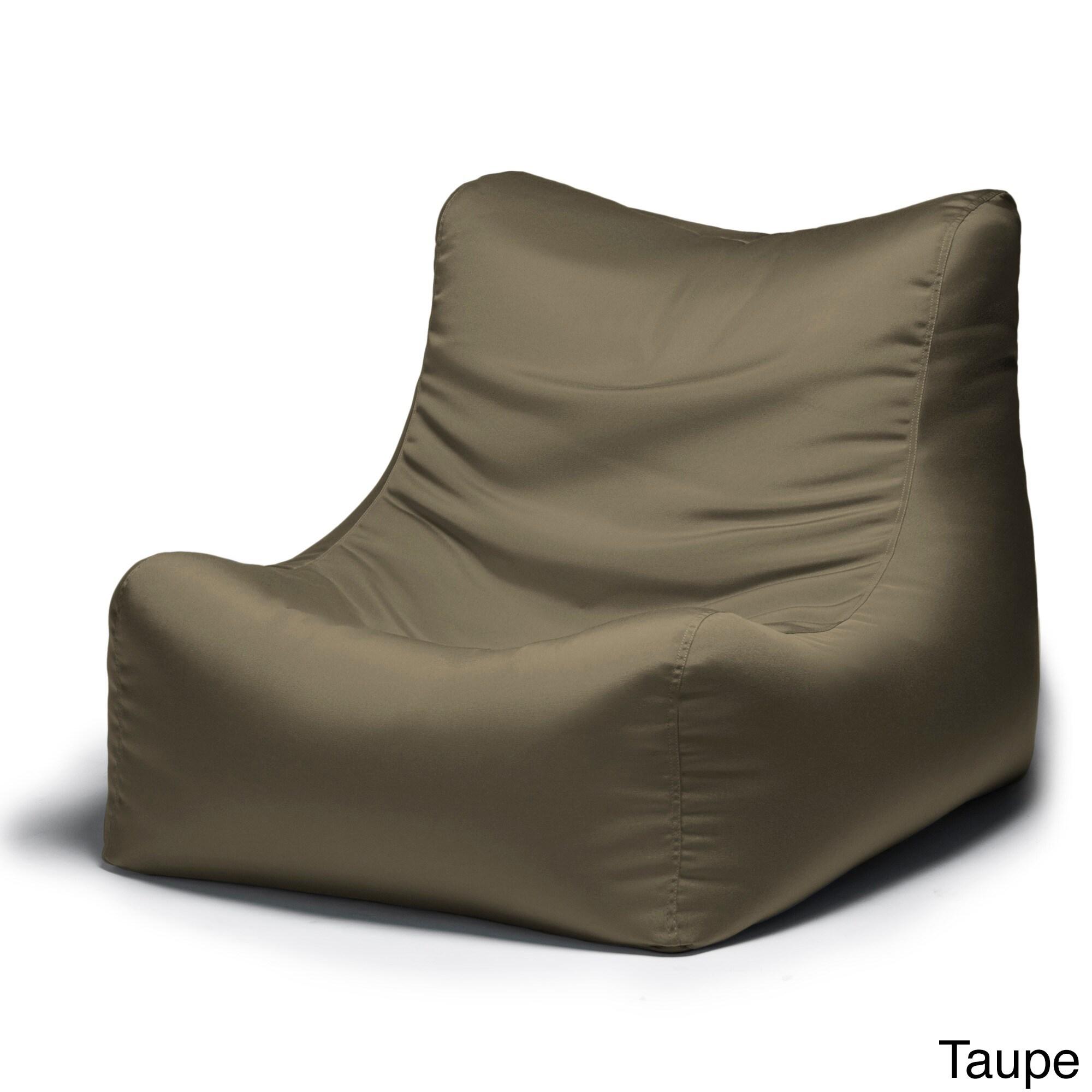 Delightful Jaxx Ponce Outdoor Bean Bag Patio Chair