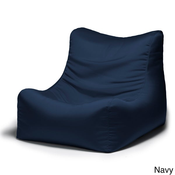 Ponce Outdoor Bean Bag Chair - Free Shipping Today - Overstock.com -  16562753 - Ponce Outdoor Bean Bag Chair - Free Shipping Today - Overstock.com
