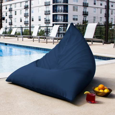 Jaxx Twist Outdoor Patio Bean Bag Chair