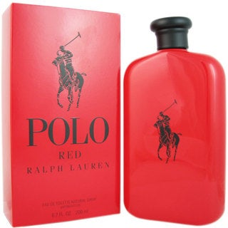 Ralph Lauren Polo Red Men's 6.7-ounce Eau de Toilette Spray