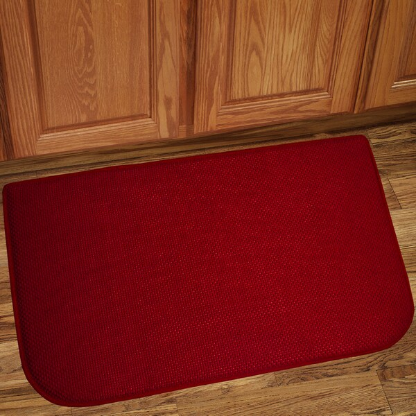 Non-slip 18x30-inch Memory Foam Bath Mat